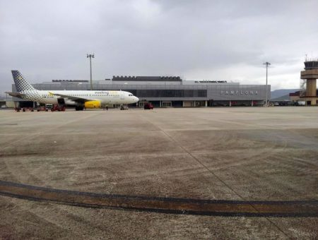 Aeropuerto Pamplona
