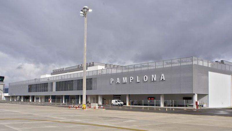 12. Aeropuerto Pamplona